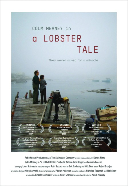 A Lobster Tale (2006) poster