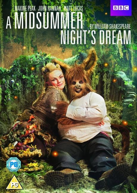A Midsummer Night's Dream (2016) poster