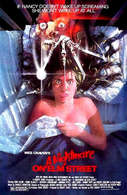 A Nightmare on Elm Street (1984) poster