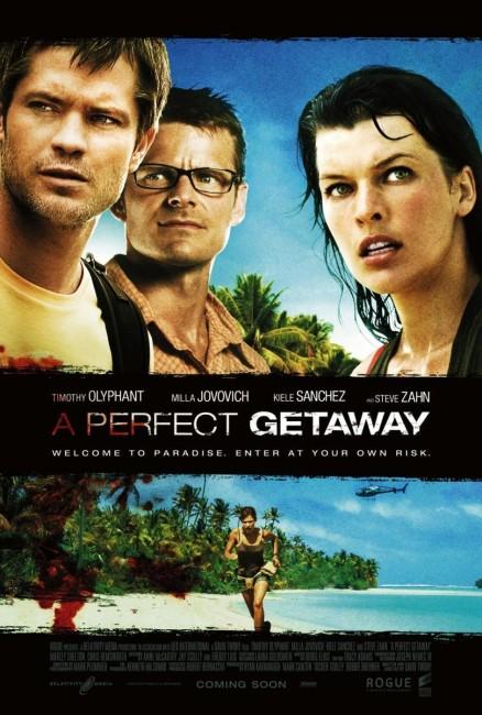 A Perfect Getaway (2009) poster