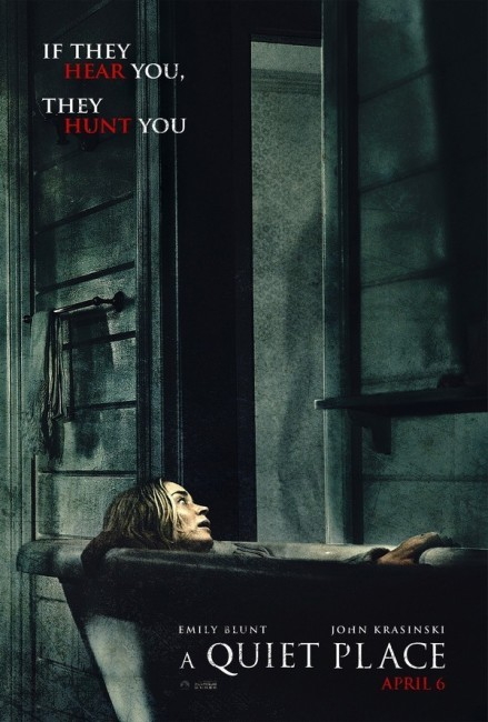 A Quiet Place (2018) poster