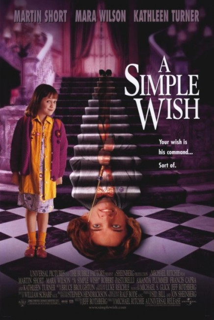 A Simple Wish (1997) poster