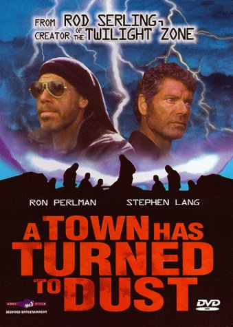 A Town Has Turned to Dust (1998) poster