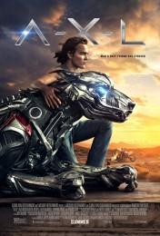 A-X-L (2018) poster