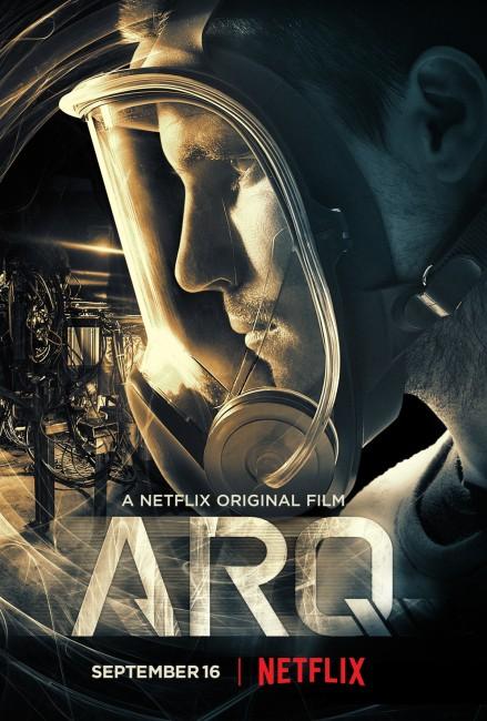ARQ (2016) poster