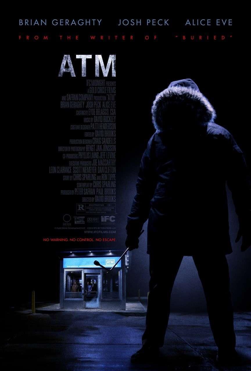 ATM (2012) poster