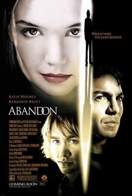 Abandon (2002) poster