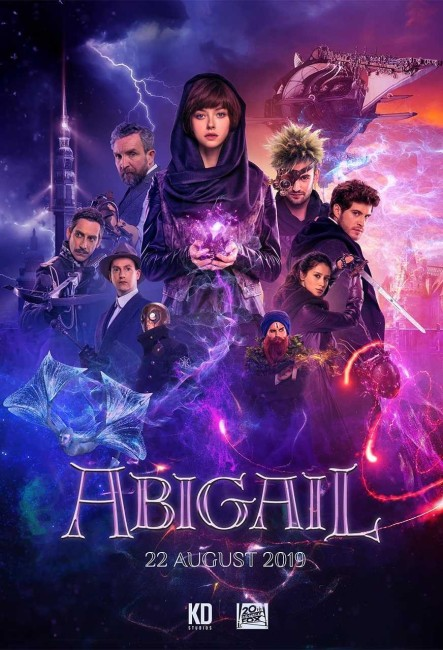 Abigail (2019) poster