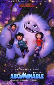 Abominable (2019) poster