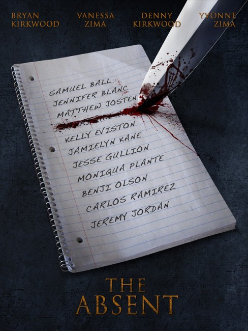 The Absent (2011) poster