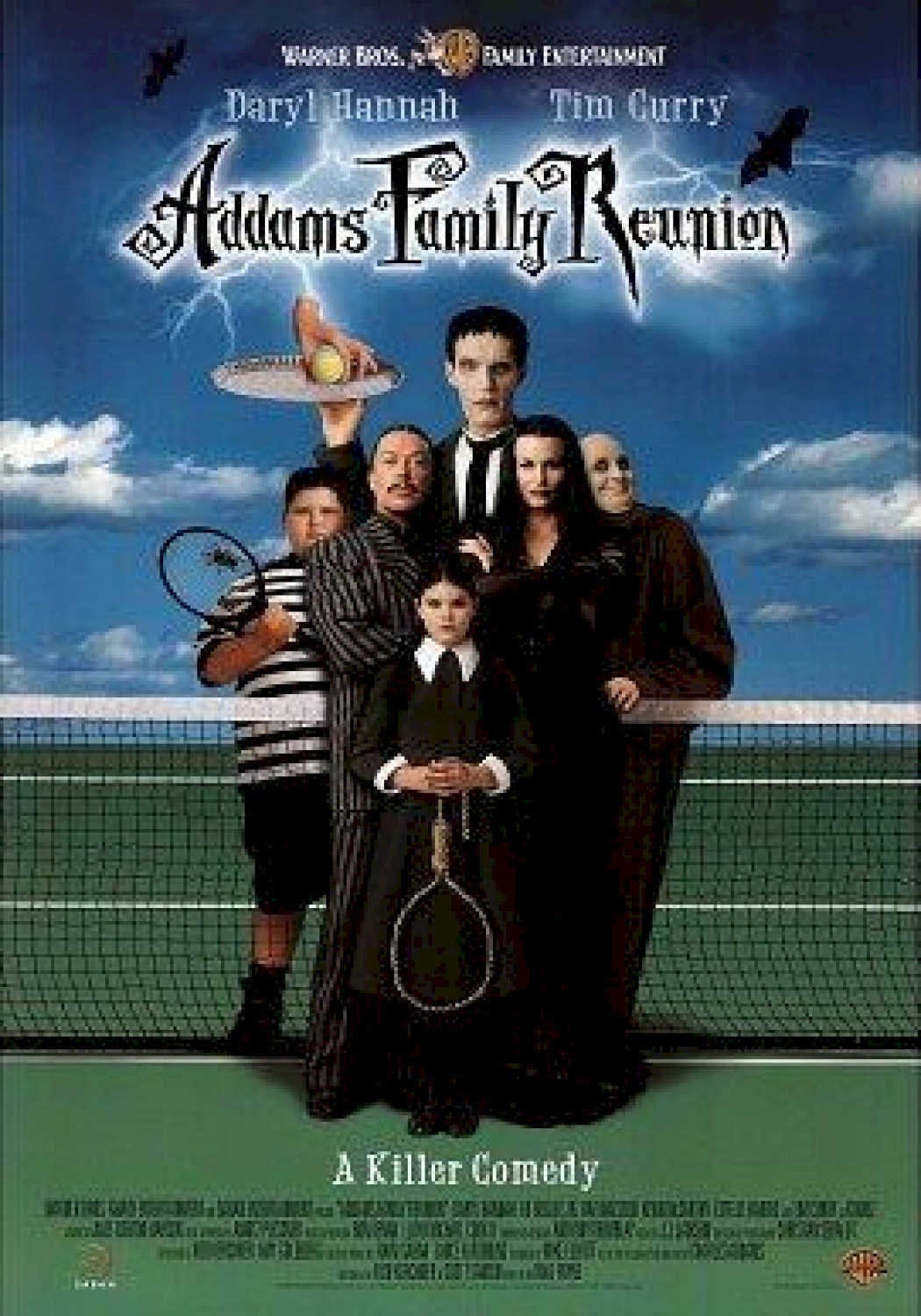 Addams Family Reunion (1998) poster