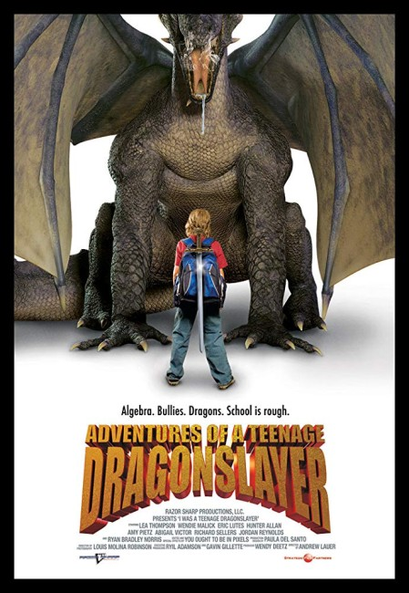 Adventures of a Teenage Dragonslayer (2010) poster