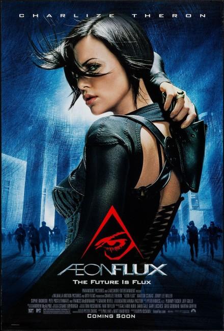 Aeon Flux (20050 poster