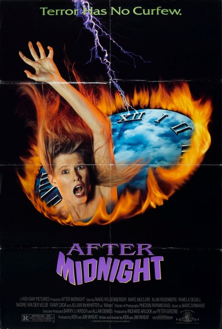 After Midnight (1989) poster