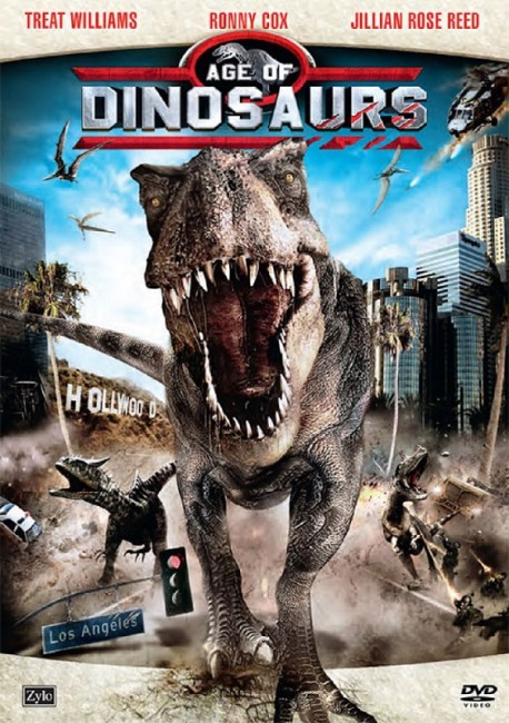 Age of Dinosaurs (2013) poster