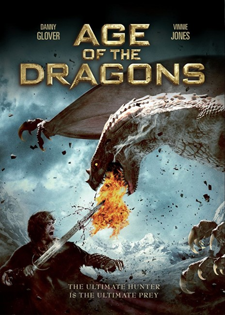 Age of the Dragons (2011) poster