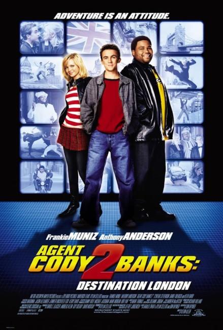 Agent Cody 2 Banks: Destination London (2004) poster