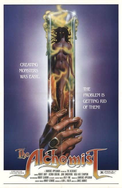 The Alchemist (1983) poster