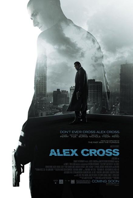 Alex Cross (2012) poster