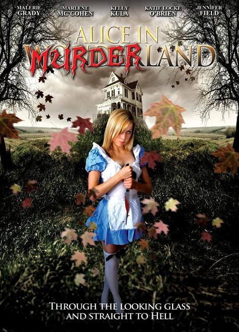 Alice in Murderland (2010) poster