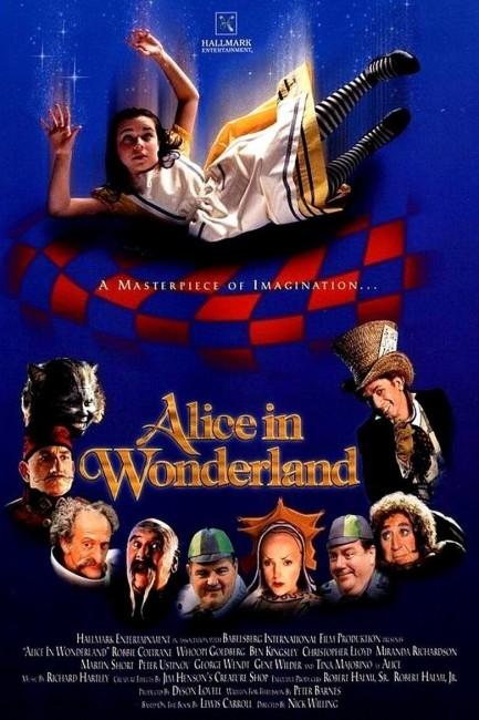 Alice in Wonderland (1999) poster