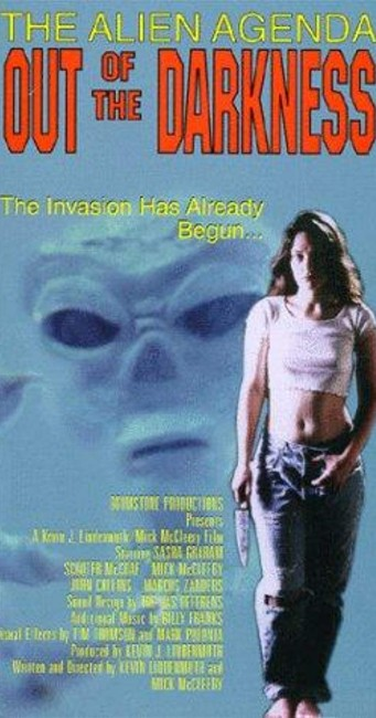The Alien Agenda: Out of the Darkness (1996) poster