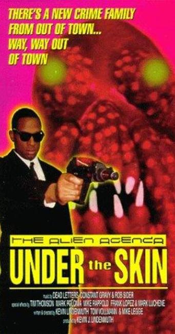 The Alien Agenda: Under the Skin (1997) poster