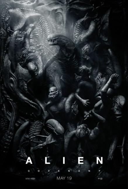 Alien Covenant (2017) poster