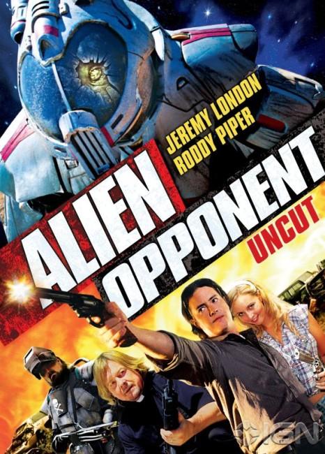 Alien Opponent (2011) poster