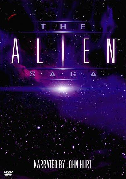The Alien Saga (2002) poster