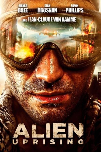 Alien Uprising (2012) poster