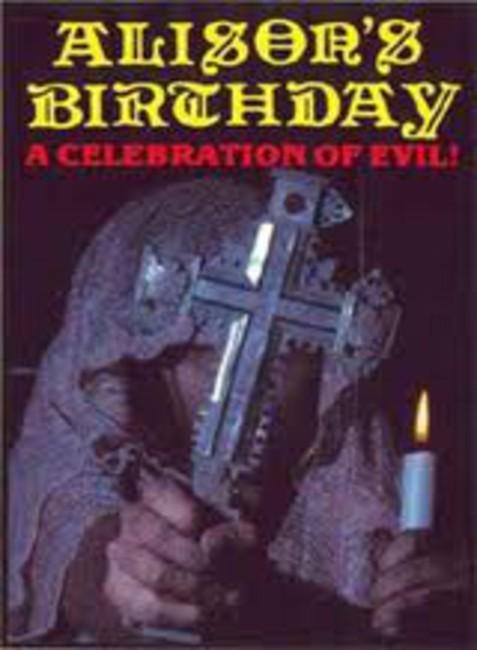 Alison's Birthday (1979) poster