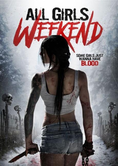 All Girls Weekend (2016) poster