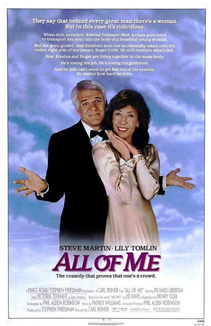 All Of Me (1984) poster