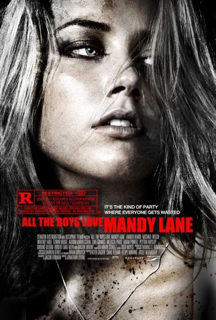All the Boys Love Mandy Lane (2006) poster