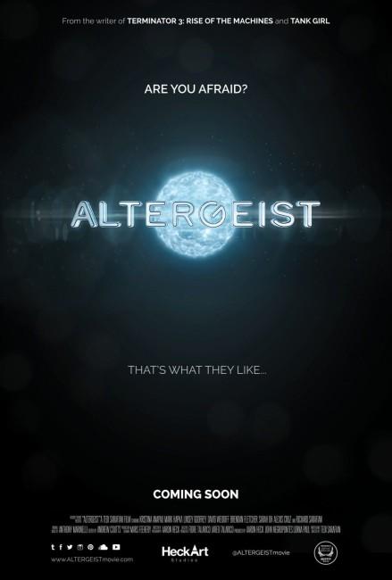 Altergeist (2014) poster