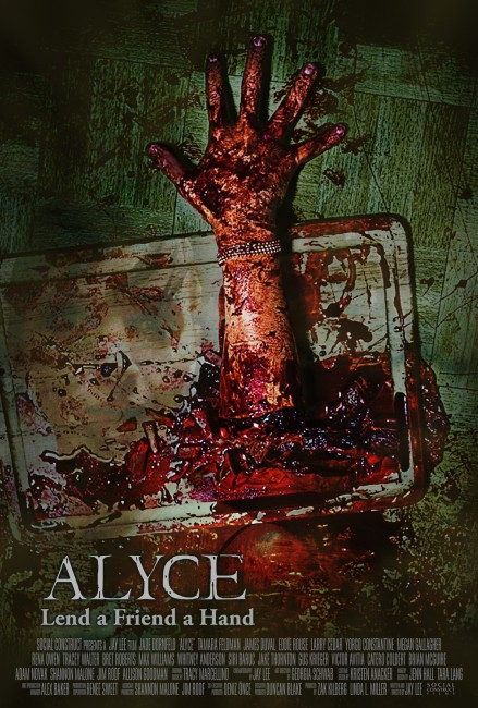 Alyce (2011) poster