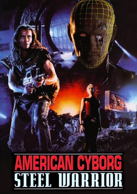 American Cyborg: Steel Warrior (1992) poster