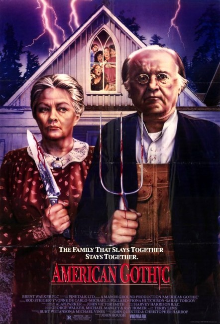American Gothic (1987) poster