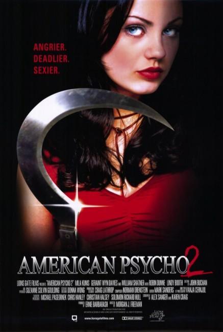 American Psycho II: All American Girl (2002) poster