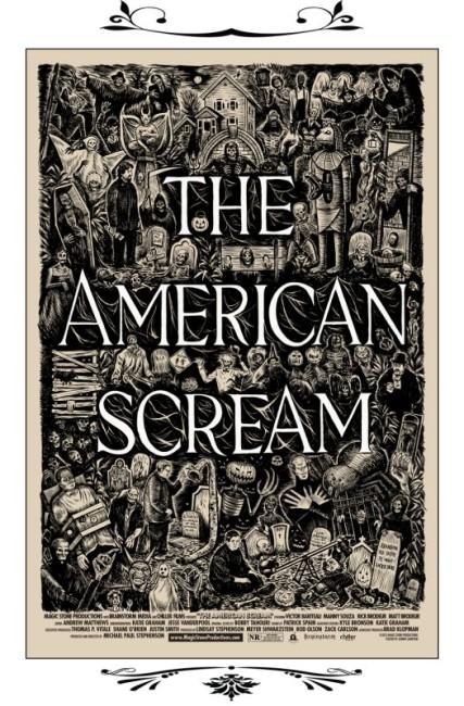 The American Scream (2012) poster