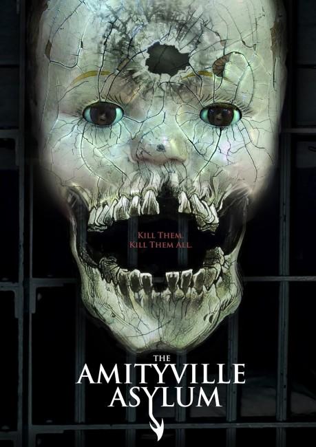 The Amityville Asylum (2013) poster
