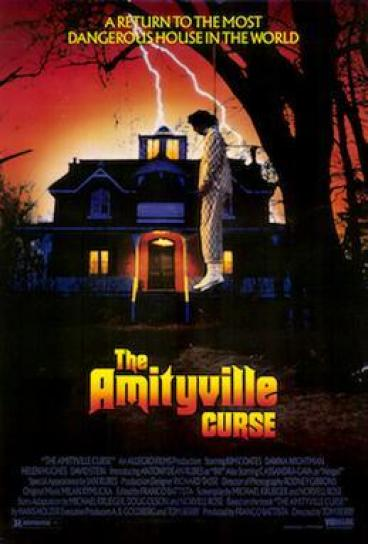 The Amityville Curse (1989) poster