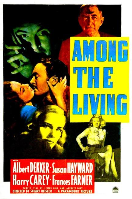 Among the Living (1941) poster