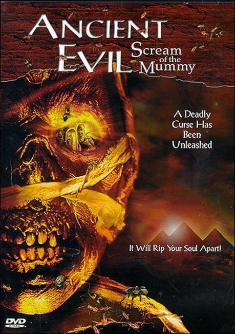 Ancient Evil Scream of the Mummy (1999) poster