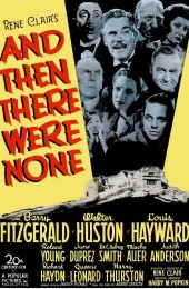 And Then There Were None (1945) poster