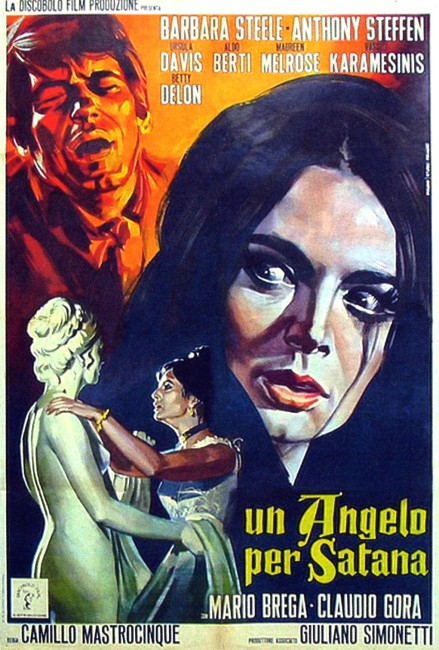 An Angel for Satan (1966) poster