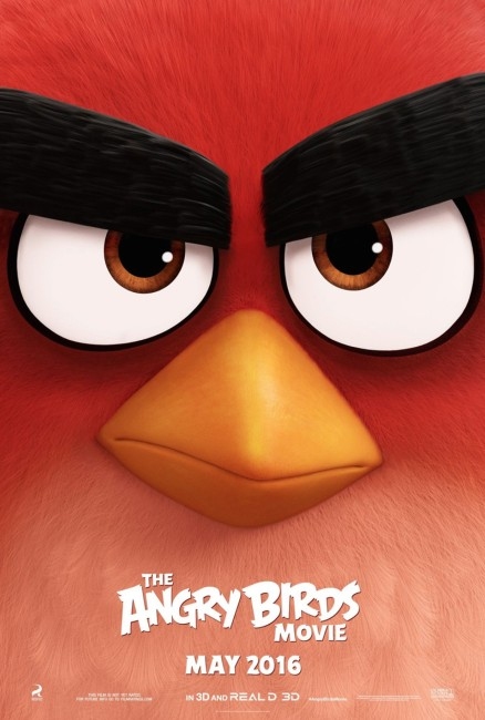 Angry Birds (2006) poster