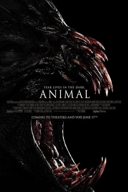 Animal (2014) poster