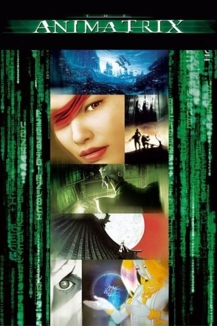 The Animatrix (2003) poster
